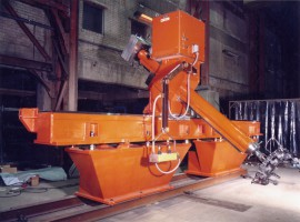 Mobile Large manipulator Type 209