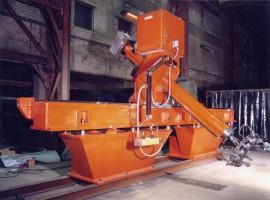 Mobiler Großmanipulator Typ 209:
