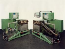 Ultraschallprüfmaschinen für kleine Ringformteile Typ 271:
