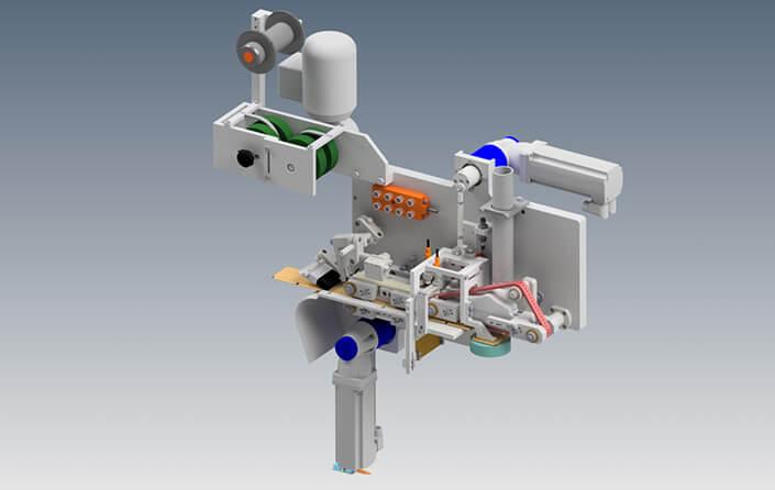 Gadget-Dispenser Typ 584