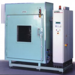 Permanent testing cubical Type 390
